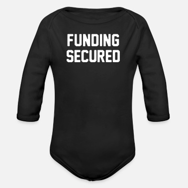 Fund Funding Secured - Organic Long-Sleeved Baby Bodysuit