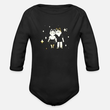Togetherness Together - Organic Long Sleeve Baby Bodysuit