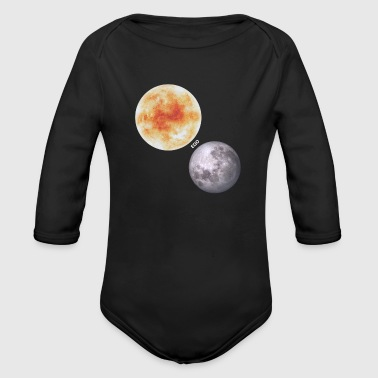 Ego - Organic Long Sleeve Baby Bodysuit