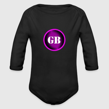 Gas GA - Organic Long Sleeve Baby Bodysuit