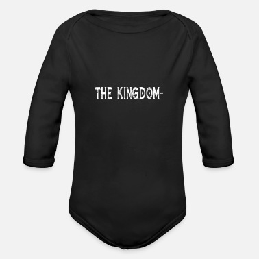 Kingdom the kingdom - Organic Long-Sleeved Baby Bodysuit