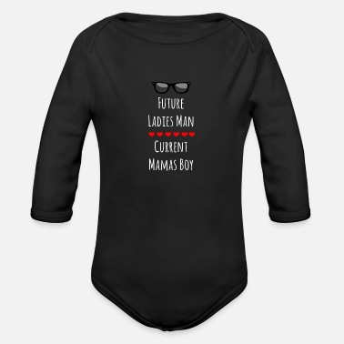 Funny Pregnancy Funny Baby Birth Pregnancy Parenting - Organic Long Sleeve Baby Bodysuit