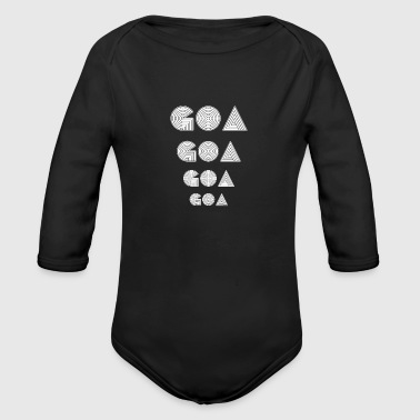 Goa GOA - Organic Long Sleeve Baby Bodysuit