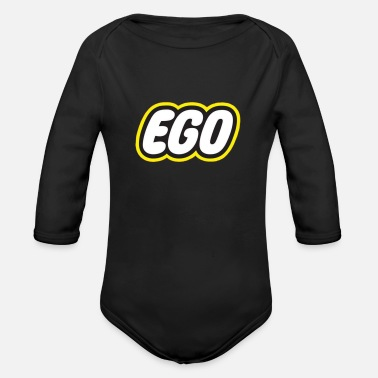 Ego Ego - Organic Long-Sleeved Baby Bodysuit