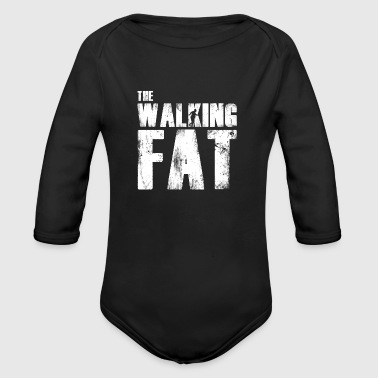 FAT - Organic Long Sleeve Baby Bodysuit