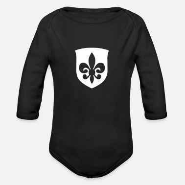 Coat Of Arms Coat Of Arms - Organic Long-Sleeved Baby Bodysuit