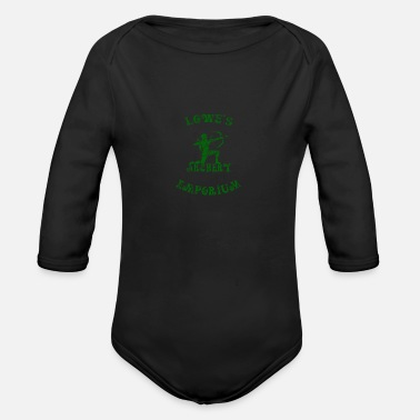 Icons icons - Organic Long-Sleeved Baby Bodysuit