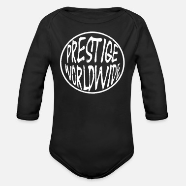 Step Brothers Prestige Worldwide Step Brothers - Organic Long Sleeve Baby Bodysuit