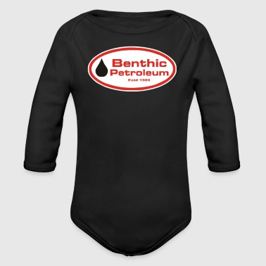 film The A - Organic Long Sleeve Baby Bodysuit