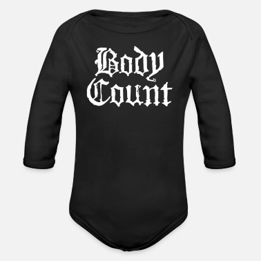 Count-royal BODY COUNT new - Organic Long-Sleeved Baby Bodysuit