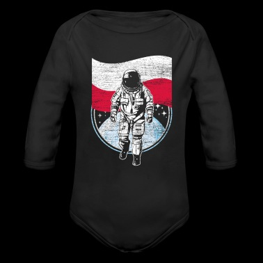 Poland - Long Sleeve Baby Bodysuit