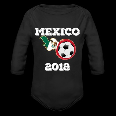 National Soccer Team World Flag Cup 2018 Shirts - Long Sleeve Baby Bodysuit