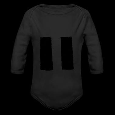 Pause for Percussion - Long Sleeve Baby Bodysuit