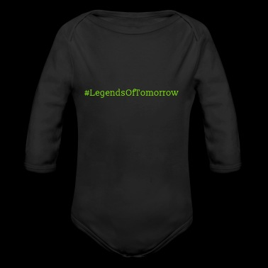 #LegendsOfTomorrow - Long Sleeve Baby Bodysuit