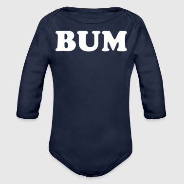 Bum BUM - Organic Long Sleeve Baby Bodysuit