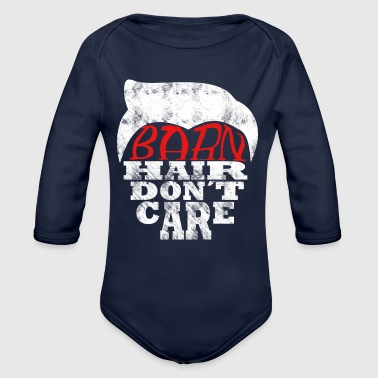 Riding Equitation Horse Horse Love - Organic Long Sleeve Baby Bodysuit