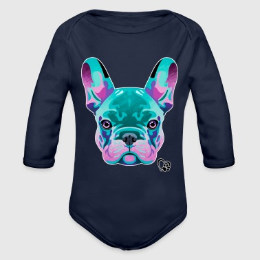 Pet Pet Love - Organic Long Sleeve Baby Bodysuit