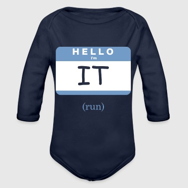 Tag - Organic Long Sleeve Baby Bodysuit