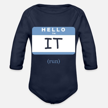 Tag Tag - Organic Long-Sleeved Baby Bodysuit