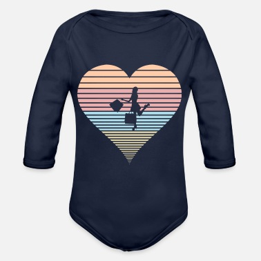 Shopping Shopping - Organic Long Sleeve Baby Bodysuit