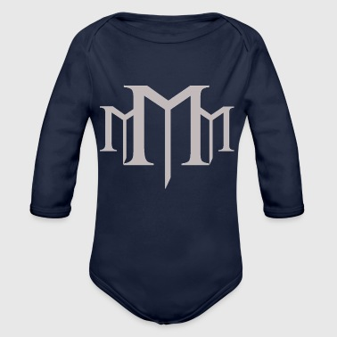 M3 Tactical Medium - Organic Long Sleeve Baby Bodysuit