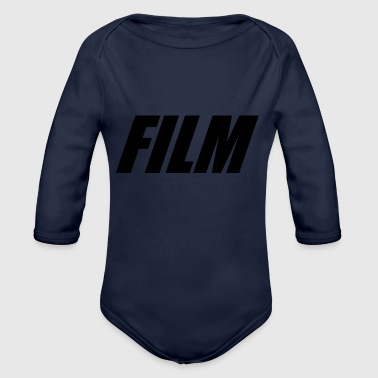 FILM - Organic Long Sleeve Baby Bodysuit