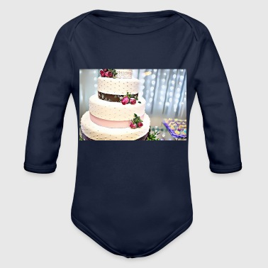 Occasion 28 Birthday - Special Occasion - Organic Long Sleeve Baby Bodysuit