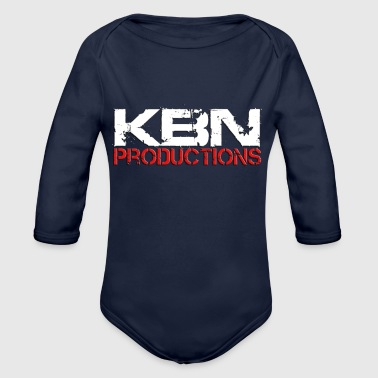 Killedbyname Productions Brand Products - Organic Long Sleeve Baby Bodysuit