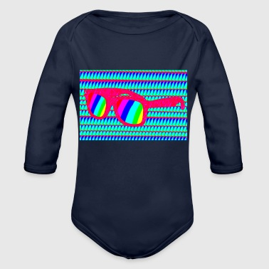 Don't Forget to Forget - Organic Long Sleeve Baby Bodysuit