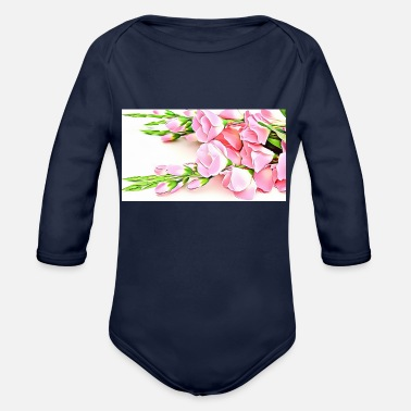 Occasion 16 Birthday - Special Occasion - Organic Long Sleeve Baby Bodysuit