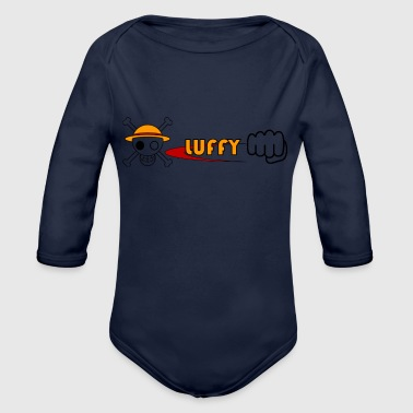 Luffy - Organic Long Sleeve Baby Bodysuit