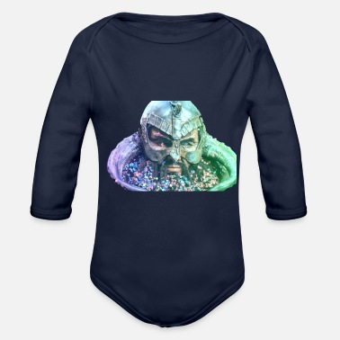 Wikinger Wikinger viking - Organic Long-Sleeved Baby Bodysuit