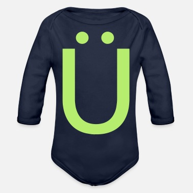 Cru CRU U - Organic Long-Sleeved Baby Bodysuit
