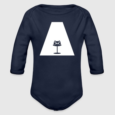 Gamer Console - Organic Long Sleeve Baby Bodysuit