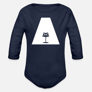 Console Gamer Console - Organic Long Sleeve Baby Bodysuit