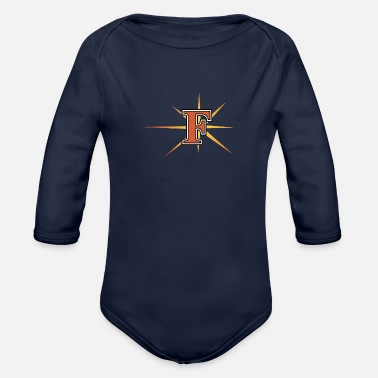 Frederick Keys - Organic Long-Sleeved Baby Bodysuit