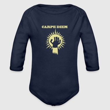 Carpe - Organic Long Sleeve Baby Bodysuit