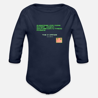 Pro Pro Color MErch - Organic Long Sleeve Baby Bodysuit