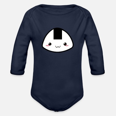 Kawaii Kawaii - Organic Long Sleeve Baby Bodysuit