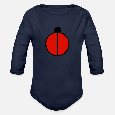 Bug Bug - Organic Long Sleeve Baby Bodysuit