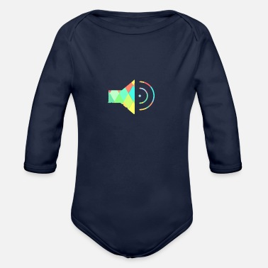 Audio AUDIOS - Organic Long-Sleeved Baby Bodysuit