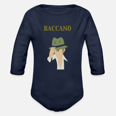 Baccano! Firo - Organic Long-Sleeved Baby Bodysuit
