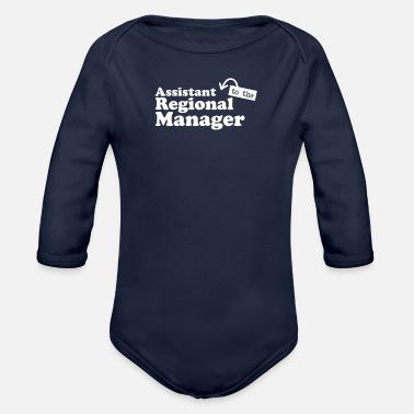 Region Assistant to the Regional Manager - Organic Long Sleeve Baby Bodysuit