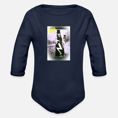 Freak Freak - Organic Long-Sleeved Baby Bodysuit