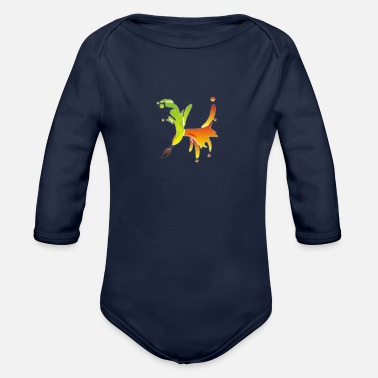 design ideas for graphic graphic - Organic Long-Sleeved Baby Bodysuit