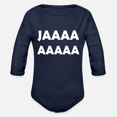 Ja Ja - Organic Long-Sleeved Baby Bodysuit