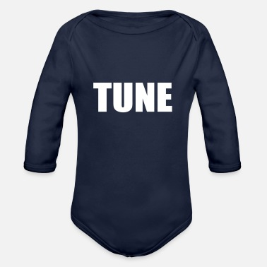 Tuning TUNE - Organic Long-Sleeved Baby Bodysuit