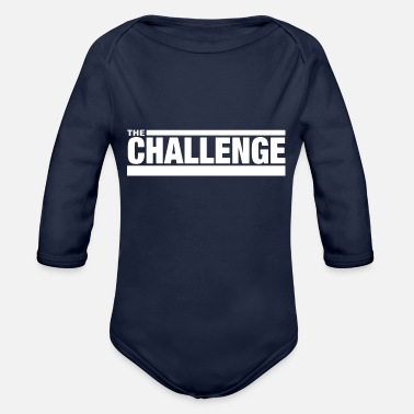 Mtv MTV The Challenge - Organic Long-Sleeved Baby Bodysuit