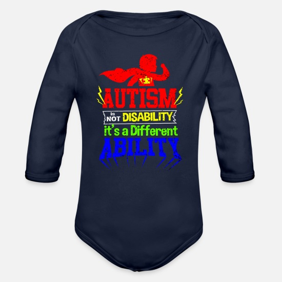 Baby Light It Up Blue Boy Girl Short Sleeve Bodysuits Tops for Autism Awareness