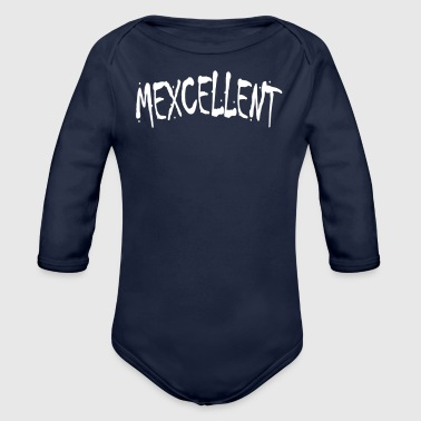 Mexican Mexican - Organic Long Sleeve Baby Bodysuit